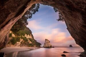 Cathedral Cove Dreams