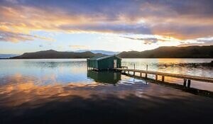 Hoopers Inlet Reflections