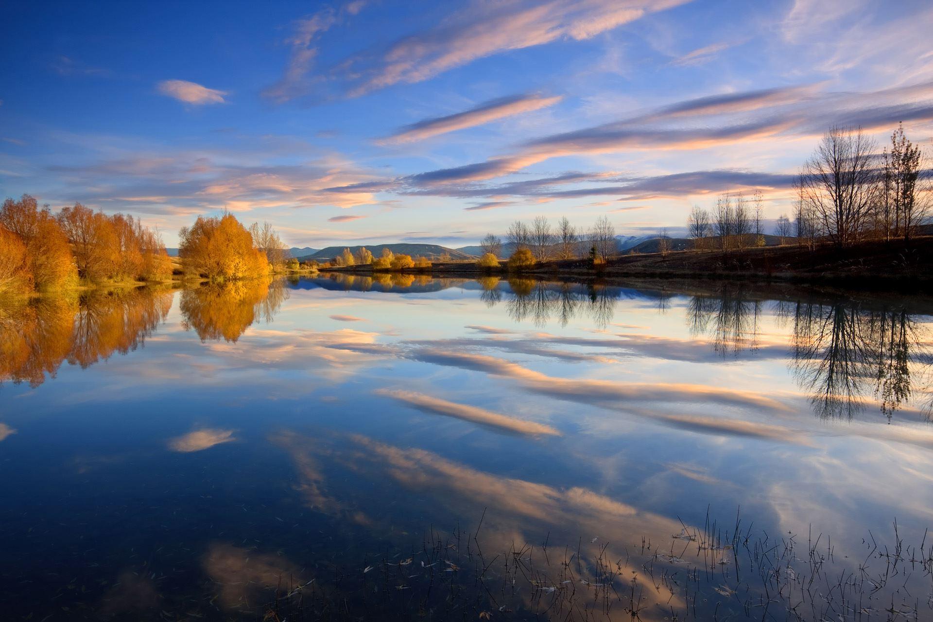 Kelland Pond, Twizel