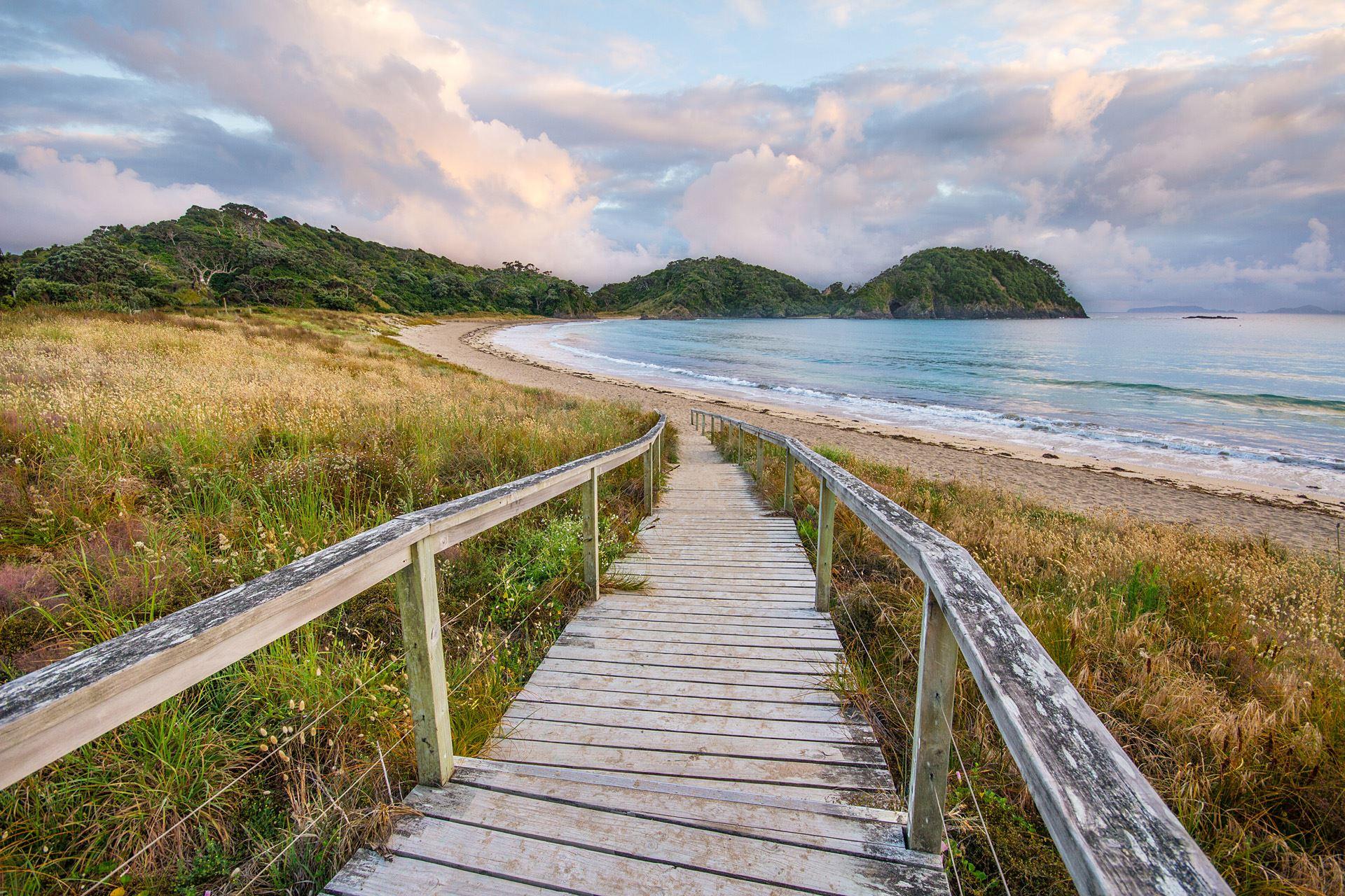 Matapouri Bay Walkway