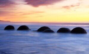Moeraki Boulders Dawn