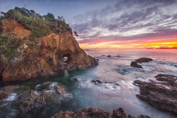 Tapeka Beach Sunrise