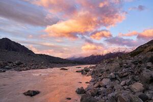 Tasman River Sunrise
