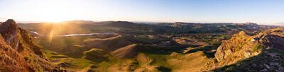 Te Mata Peak panorama