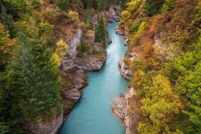 Shotover gorge